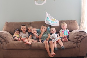 Fit Fun with Pampers new #SagToSwag Cruisers Diapers
