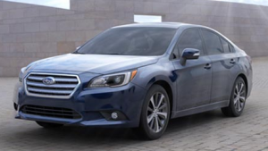 Test Drive the Subaru Legacy