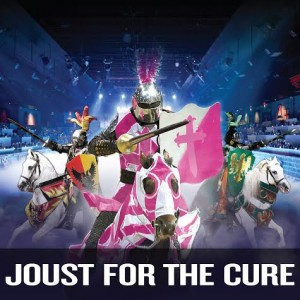 Pay it Forward with Medieval Times and Susan G Komen