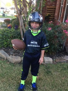 Cutest NFL Costumes for kids