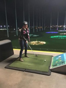 Family Fun at Topgolf