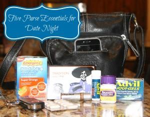 Five Purse Essentials for Date Night