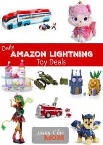Nov 5th Amazon Lightning Toy Deals