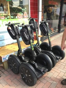 Segway Tour thru Historic Downtown McKinney
