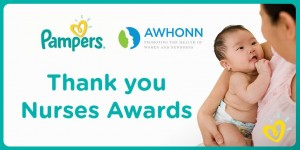 Nominate and Thank a Nurse (+ Pampers Giveaway)