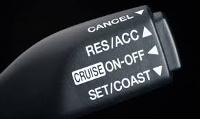 When to use Cruise Control…