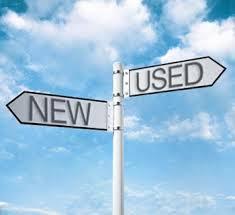 Buying New vs. Used