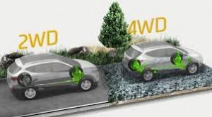 Four Wheel Drive vs Two Wheel Drive