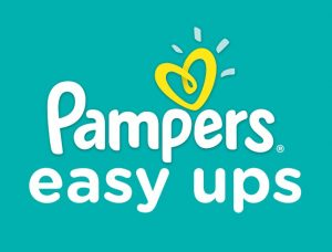 Potty Training with Pampers Easy Ups