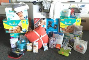 Setting a New Mom up for Success with Pampers