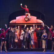 BULLETS OVER BROADWAY is coming to Dallas Summer Musicals!