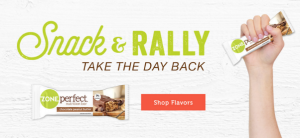 Save $4 on ZonePerfect® nutrition bars