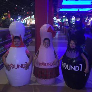 Round 1, new fun at Grapevine Mills Mall