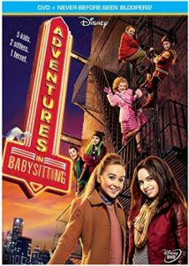 Adventures in Babysitting is now on DVD