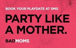 Mother of All Play Dates at Studio Movie Grill