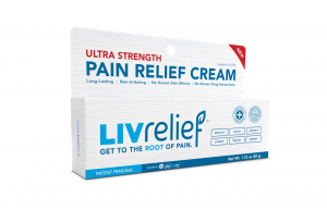 Life is too short to live in Pain. Why I love LivRelief!