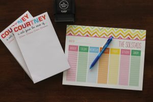 Getting Organized with The Stationery Studio