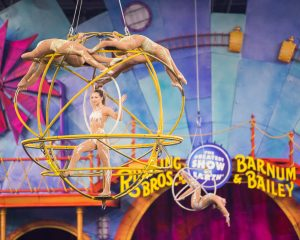 Ringling Bros. and Barnum & Bailey Presents Circus XTREME in DFW #RBBBDFW