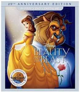 25th Anniversary Edition of Disney's Beauty and the Beast (+ Giveaway)