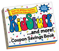 Dallas area KidStuff Coupon Books (+ giveaway)