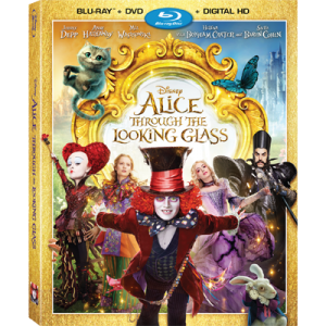 Alice Through the Looking Glass on Digital HD and Blu-ray (+ giveaway)