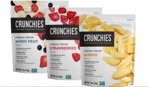New Favorite Snack: Crunchies
