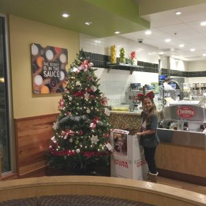 Pay it Forward with PDQ and Toys for Tots