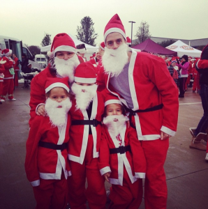 Santa Run Texas 5K is coming to Dallas