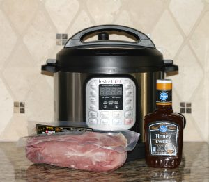 Instant Pot BBQ Pork Tenderloin Recipe