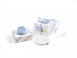 Simplify your life with Blue Smart mia smart feeding system for baby