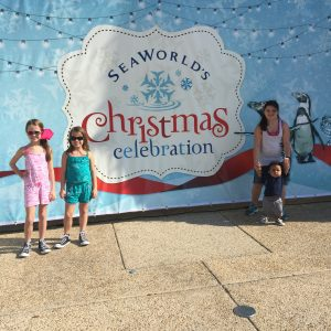 Family Fun at Sea World San Antonio