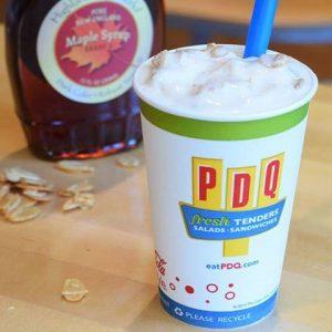 New Shake at PDQ