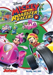 Disney's Mickey and the Roadster Racers DVD (+ Giveaway)