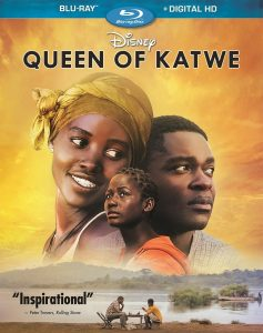 Disney's Queen of Katwe is out on Digital HD and BluRay
