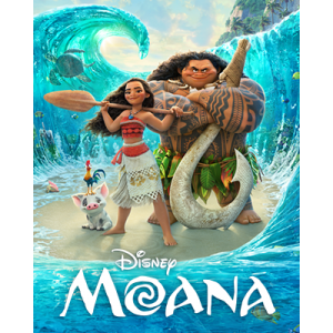 Moana is now available on Digital HD, BluRay and DVD