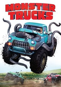 Monster Trucks Blu-Ray now available