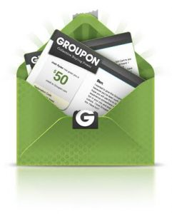 Shopping Amazon via Groupon Coupons