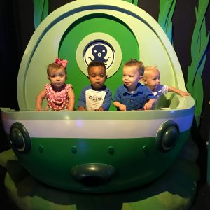 Ultimate Octonauts Experience at SeaLife Aquarium in Grapevine