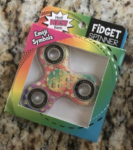 Race the Fidget Spinner
