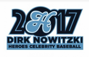 Get Tickets NOW for Dirk Nowitzki's 2017 Heroes Celebrity Baseball Game