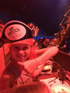 Dine and enjoy Family Fun at Pirate's Dinner Adventure