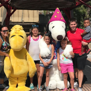 Family Fun at Knott's Berry Farm