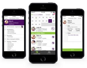 Need a Baby Sitter? There's a app for that!