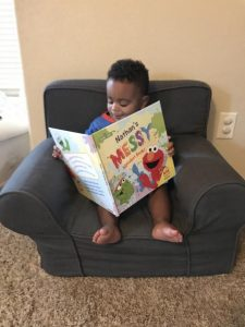 Personalized Books for Kids: Sesame Street: The Messy Alphabet Book