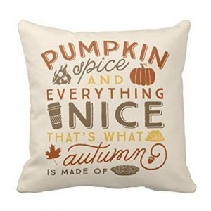 Pumpkin Spice makes Mama Nice!