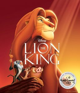 Disney's The Lion King now available on Digital and Blu-ray™ (+ Giveaway)