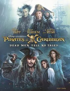 Pirates of the Caribbean Dead Men Tell No Tales now on Digital HD (Sept 19th) and 4K Ultra HD/Blu-ray Combo Pack (Oct 3rd)