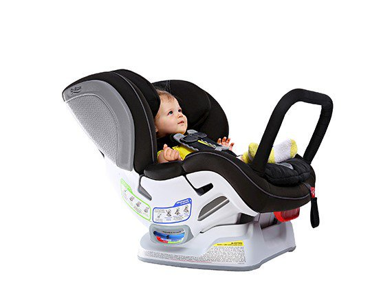 Advocate Britax ClickTight ARB Convertable Car Seat Review - My ...
