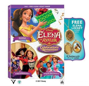 Review of Disney's Elena of Avalor Celebrations to Remember (+ Giveaway!)