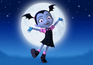 Disney's Vampirina now on DVD (+ Giveaway)
